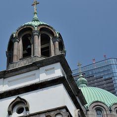Holy Resurrection Cathedral in Tokyo / ニコライ堂(御茶ノ水) - @deepkaoru- #webstagram