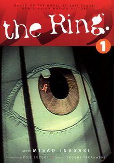 The Ring 1 Japanese horror Holliwood movie by RetroBooksUK on Etsy
