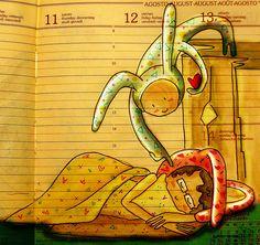sssssh!! despierta, tengo algo... by gemma_granados, via Flickr