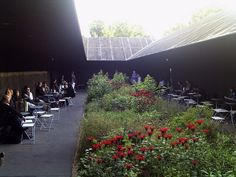 2011 Serpentine Gallery Pavilion, Hortus Conclusus by Peter Zumthor by Cybermyth13, via Flickr