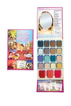 $21 The Balm Cosmetics is 50-75% off!!!.. Full Sets!!!. Going Fast!!..SALE!! www.hautelook.com/short/3BwjC
