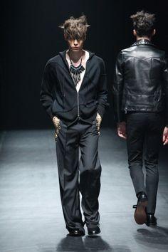 2014 S/S | CHRISTIAN DADA | Mercedes-Benz Fashion Week TOKYO