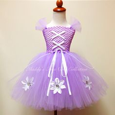 Sofia the First Tutu Dress by MTCCollection on Etsy, $35.00