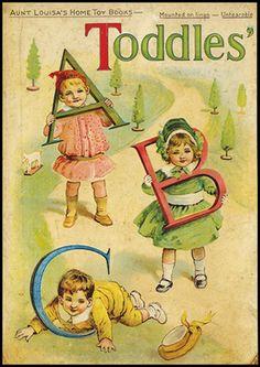 TODDLES' ABC (London: ca 1915).