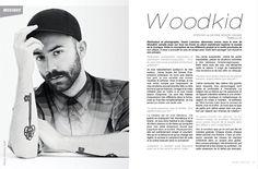 Raise Magazine Issue #9 with Woodkid #Woodkid