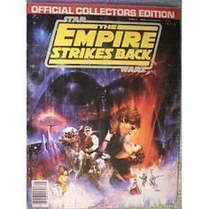 """""""Star Wars The Empire Strikes Back Official Collectors edition"""""""