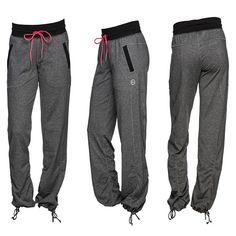 Quick dry. Single Jersey. Melange. Mid-rise waist. Regular fit. Karma Pants #workoutwear #fitness #womensfashion