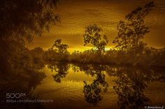 along the river by bonacherajf Fine Art Photography #InfluentialLime