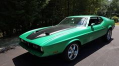 1971 Ford Mustang for sale (NH) - $17,500 Call Chris @ 603-234-7787
