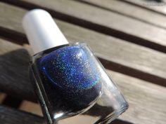 Starry Night Of the Summer de F.U.N LACQUER - blog: pinkybluenailart - shop: praline-et-compagnie.fr