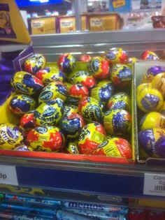 Cadbury Chocolate Eggs