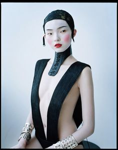 Contact Xiao Wen New York, USA W Magazine March 2012