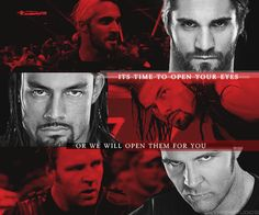 Believe in The Shield: Seth Rollins, Roman Reigns and Dean Ambrose