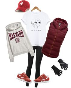 Designer Clothes, Shoes & Bags for Women Sport Outfits, Reebok, The Row, Ha, Shoe Bag, Columbia, Polyvore, Sports, Blog