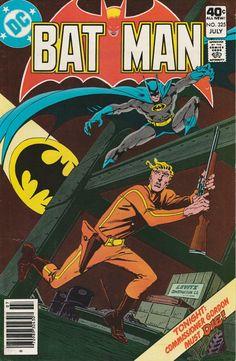Batman Vol. 41 No. 325  1980 by TheSamAntics on Etsy