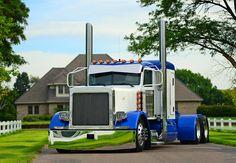 .Beautiful Truck~Peterbilt