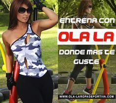 Entrena con OLA-LA donde más te guste… Con OLA-LA ROPA DEPORTIVA puedes realizar tus rutinas deportivas donde mas te guste... + Fashion +Fitness +Cómoda +OLA-LA. Somos como tú…  Encuéntranos en: http://www.ola-laropadeportiva.com/home/153-052b.html Contáctenos por whatsapp al +57 3188278826. #Enterizos #GYM #Fitness #Fitnessenelparque #Fitnessmotivacion #fitnessfashion #FitnessColombia #Blusas #Faldas #Enterizos #Leggins #Ropadeportiva #Olalaropadeportiva