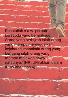Hadith Nabi SAW..hijrah...jihad
