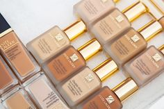 Double Wear Stay-in-Place Makeup. Long-wearing makeup with staying power. Estee Lauder Foundation, Matte Foundation, Best Foundation, Makeup Foundation, Mac Makeup, Makeup Cosmetics, Estee Lauder Double Wear, Makeup Obsession, Beauty Hacks
