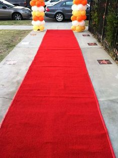 Hollywood Theme Pre-Prom Party Party Ideas | Photo 1 of 40 | Catch ...