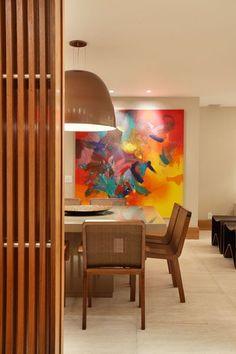 Blog de Decoração Perfeita Ordem: E já que as cores continuam em alta na decoração...