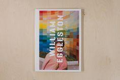 William Eggleston - PhotoBook Awards shortlist.