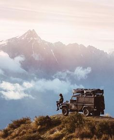 """6,044 Beğenme, 41 Yorum - Instagram'da Project Vanlife (@projectvanlife): """"I love places that make you realize how small you and your problems actually are. ⛰ Photo by…"""""""