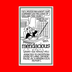 """Thesaurus Thursday - 'Tis better to be audacious than """"Mendacious"""" (def) telling lies, especially habitually; dishonest; lying; untruthful #Toastmasters #d6tm#rochester_mn #rochestermnchamber#minnesotas_rochester #becauserochester #dmcmn"""