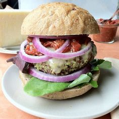 Transcendent Quiname Burgers, a recipe on Food52