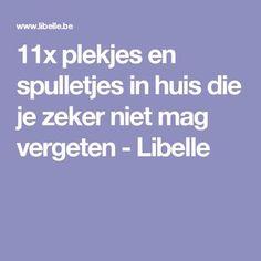 11x plekjes en spulletjes in huis die je zeker niet mag vergeten - Libelle
