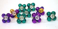 Got leftover Mardi Gras beads? Here are some cool ways to use them!