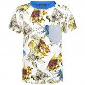 Roberto Cavalli Baby Boys Tropical Fish Print Top