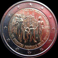 Vaticano 2€-2012 _familia_