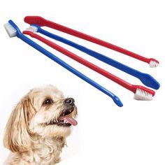 Fim duplo de estimacao cao de animal de escova de dentes dental tratando escova: Bid: 11,43€ (£10.52) Buynow Price 11,43€ (£10.52)…