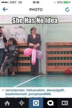 Lmao!!! #shewasntreadyyyy  #nochill #funnies