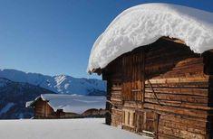 --> WINTERURLAUB MIT KINDERN ❤️ Familienurlaub Winter Tipps Mount Everest, Cabin, Mountains, House Styles, Nature, Travel, Winter Vacations, Mountain Range, Skiing