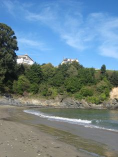 Playa de Seiramar. Viveiro.