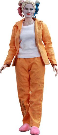 Harley Quinn (Prisoner Version) Sixth-Scale Figure