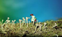 Kleine Welten mit Eisenbahnfiguren - Seite 8 - DSLR-Forum