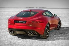 Fancy - Jaguar AWD F-Type R | Uncrate