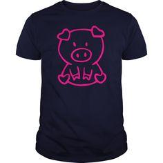 pig TShirts  Mens TShirtYMKKYSK