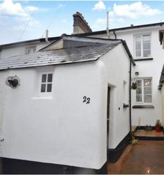 Terraced house for sale in Exe View, Exminster, Exeter, Devon EX6 -                     Guide price                  £215,000