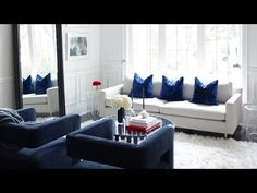 Interior Design – A High-Fashion Family Home That Wows! - YouTube