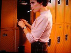 Audrey from Twin Peaks