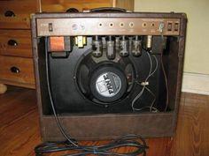 Guitar Tube Amp Marke acoustic USA  Model 164 in Eimsbüttel - Hamburg Lokstedt   Musikinstrumente und Zubehör gebraucht kaufen   eBay Kleinanzeigen