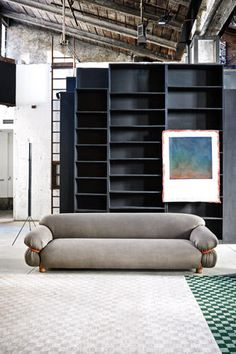 Sesann sof by Tacchini