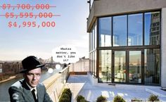Frank Sinatra's Penthouse Now $600,000 Cheaper