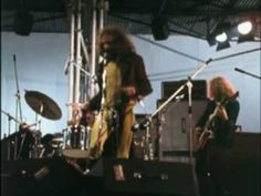 "▶ Jethro Tull - ""My Sunday Feeling"" [Live at Isle of Wight].  Interesting early blues/rock by Tull."