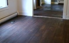 Cozy Dark Oak Solid Wood Flooring Designs