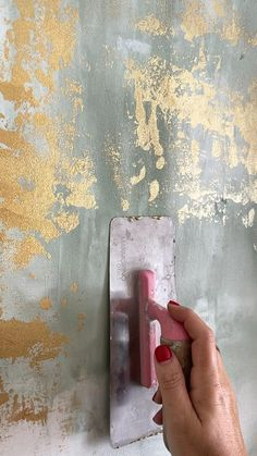 Faux Painting Walls, Wall Painting Decor, Abstract Painting Techniques, Painting Tips, Diy Canvas Art, Diy Wall Art, Motif Art Deco, Acrylic Art, Paint Designs